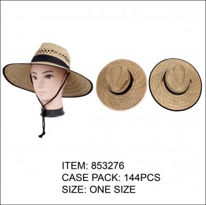 MEN STRAW HAT 72/CTN