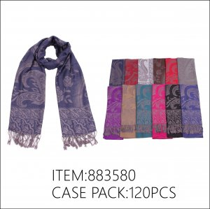 LADIES SCARF 10DOZ/CTN