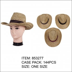 MEN STRAW HAT 144/CTN