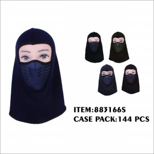 MEN COTTON WITH FLEECE FACE MASK