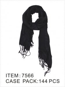 MICRO FLEECE SCARF 12DZ/CTN 1504