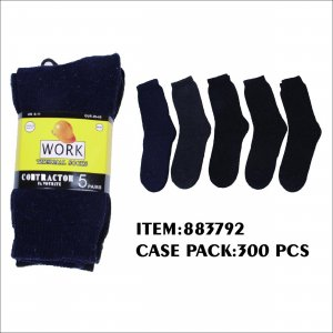 CONTRACTOR THERMAL SOCK 15 PACK/